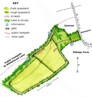 Reserve map